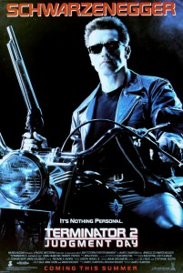 T2 Judgment Day (1991) 1